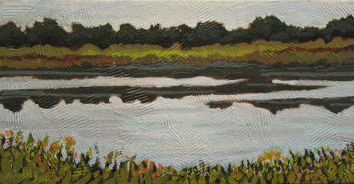 Minas Konsolas painting: Wetlands